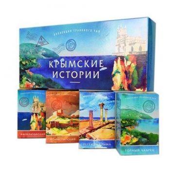 Травы горного Крыма Крымские истории. Набор чая