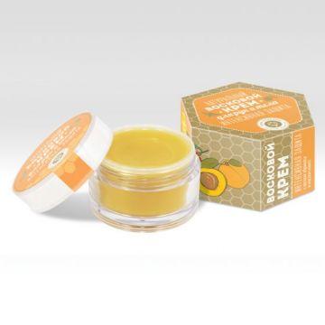 Крем Интенсивная защита с воском абрикоса для рук и тела . 45 гр