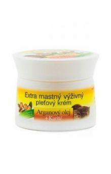 Крем питательный с маслом Арганы 50 мл
