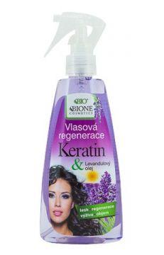 Несмываемый кондиционер для волос Кератин+Лаванда 260 мл