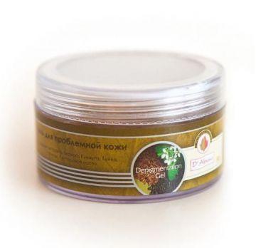 Гель для проблемной кожи против пятен и пигментации (D'Alpana, Индия) 50мл