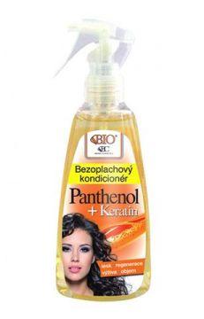 Несмываемый кондиционер для волос Кератин+Пантенол 260 мл