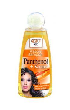 Шампунь для волос Кератин + Пантенол 260 мл