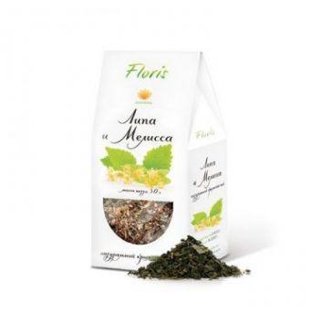 """Натуральный чай """"Липа и Мелисса"""" 35 гр"""